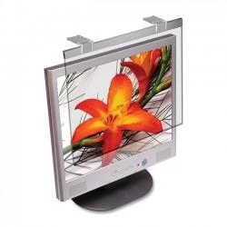 Kantek - LCD20W - Kantek LCD Protective Filter Silver - For 20Monitor