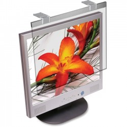 Kantek - LCD24W - Kantek LCD Protect Glare Filter 24in Widescreen Monitors - For 24Monitor