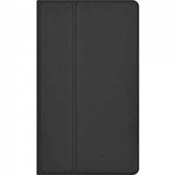 Amzer - 98506 - Amzer Shell Carrying Case (Portfolio) for 7 Tablet - Black - Scratch Proof Interior - Vegan Leather - Textured - Hand Strap