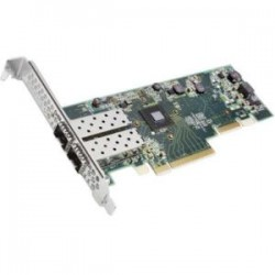 Solarflare - SFN8522 - Solarflare Flareon Ultra SFN8522 Server Adapter - PCI Express 3.1 x8 - 2 Port(s) - Optical Fiber