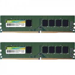 Silicon Power - SP008GBLFU213N22 - Silicon Power 8GB DDR4 SDRAM Memory Module - 8 GB (2 x 4 GB) - DDR4 SDRAM - 2133 MHz - 1.20 V - Unbuffered - 288-pin - DIMM