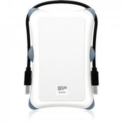 Silicon Power - SP000HSPHDA30S3K - Silicon Power Armor A30 - Rubber, Plastic - Black, White