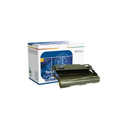 Dataproducts - DPCPC401 - Dataproducts Black Ribbon Cartridge - Black - Thermal Transfer - 150 Page - 1 Each