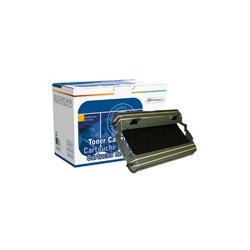 Dataproducts - DPCPC301 - Dataproducts Black Ribbon Cartridge - Black - Thermal Transfer - 250 Page - 1 Each