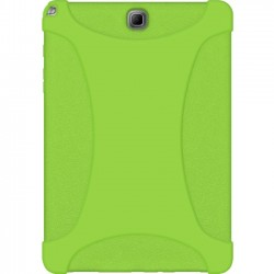 Amzer - 97797 - Amzer Silicone Skin Jelly Case - Green - Tablet - Green - Textured - Silicone