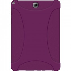 Amzer - 97794 - Amzer Silicone Skin Jelly Case - Purple - Tablet - Purple - Textured - Silicone