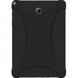 Amzer - 97781 - Amzer Silicone Skin Jelly Case - Black - Tablet - Black - Textured - Silicone
