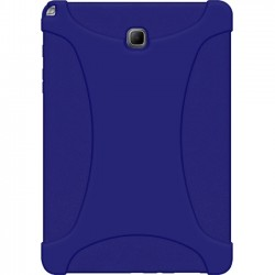 Amzer - 97784 - Amzer Silicone Skin Jelly Case - Blue - Tablet - Blue - Textured - Silicone