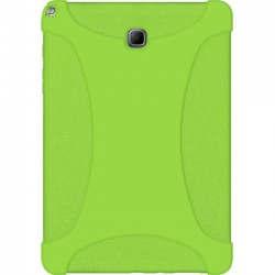 Amzer - 97786 - Amzer Silicone Skin Jelly Case - Green - Tablet - Green - Textured - Silicone