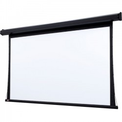 Draper - 101392U - Draper Premier Electric Projection Screen - 220 - 16:9 - Wall Mount, Ceiling Mount - 108 x 192 - Pearl White MH1500V