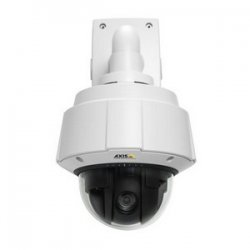 Axis Communication - 0318-004 - Axis Q6032-E PTZ Dome Network Camera - Color, Black & White - CCD - Cable