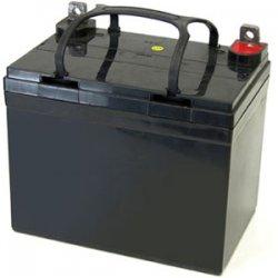 Ergotron - 97-479 - Ergotron Notebook Cart Battery - Lead Acid - 33Ah - 12V DC