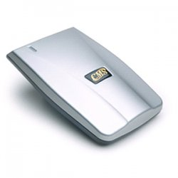 CMS Products - V2ABS-500 - CMS Products ABS 500 GB External Hard Drive - USB 2.0