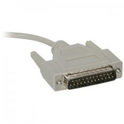 C2G (Cables To Go) - 05715 - C2G 3ft DB9 Female to DB25 Male Modem Cable - DB-9 Female - DB-25 Male - 3ft - Beige