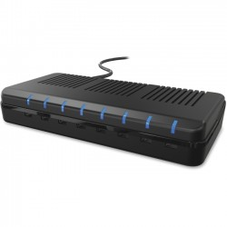 Best-Rite / MooreCo - 66670 - 8-port Usb Charging Station