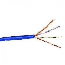 Belkin / Linksys - A7L504-500-BLU - Network Cable - Bare Wire - Bare Wire - 500 Ft - Utp - ( Cat 5e ) - Blue