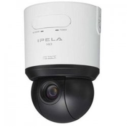 Sony - SNC-RH124 - Sony SNC-RH124 Indoor Dome Network Camera - White - Color - CMOS - Cable