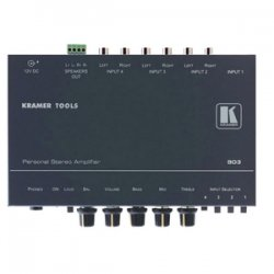 Kramer Electronics - 903 - Kramer 903 Stereo Amplifier - 25W