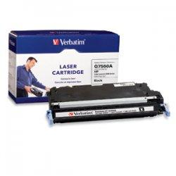 Verbatim / Smartdisk - 95547 - Verbatim Remanufactured Laser Toner Cartridge alternative for HP Q7560A Black - Black - Laser
