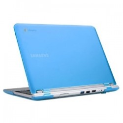 iPearl - MCOVERS500C13BLU - iPearl mCover Chromebook Case - Chromebook - Blue - Polycarbonate