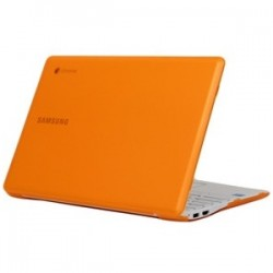 iPearl - MCOVERS500C13ORG - iPearl mCover Chromebook Case - Chromebook - Orange - Polycarbonate