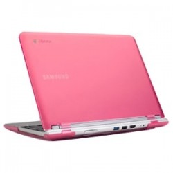 iPearl - MCOVERS500C13PNK - iPearl mCover Chromebook Case - Chromebook - Pink - Polycarbonate