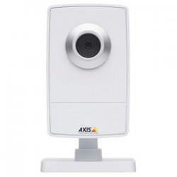 Axis Communication - 0301-004 - Axis M1011-W Network Camera - Color - CMOS - Cable Wi-Fi, Wireless