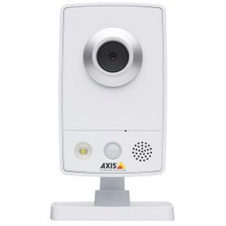 Axis Communication - 0300-004 - Axis M1031-W Network Camera - Color - CMOS - Cable Wi-Fi, Wireless