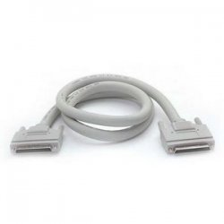 StarTech - SCSI44_3 - StarTech.com 3 ft External VHD68M SCSI4 Cable - M/M - VHDCI Male - VHDCI Male - 3ft