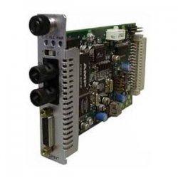 Transition Networks - CPSVT2629-100 - Transition Networks Point System Slide-In-Module Media Converter - 1 x DB-26 Serial, 1 x SC Duplex Single Fiber