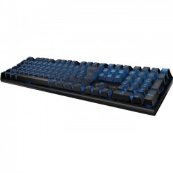 Roccat Studios - ROC-12-201 - Roccat SUORA - Frameless Mechanical Gaming Keyboard - Cable Connectivity - USB 1.1 Interface - Compatible with Computer (PC) - Game Mode Hot Key(s) - Mechanical - Black