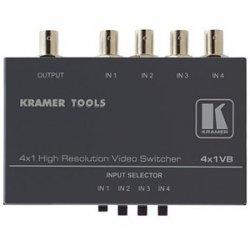 Kramer Electronics - 4X1VB - Kramer 4X1VB Video Switch - 4 x 1