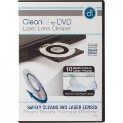 Allsop - 4190200 - Digital Innovations CleanDr for DVD Laser Lens Cleaner - For Lens, DVD Player, CD/DVD