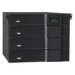 Tripp Lite - SU12000RT4U - Tripp Lite UPS Smart Online 12000VA 8400W Rackmount 208/240/120V 12kVA Manual Bypass Hot Swap USB DB9 8URM - 12 kVA/8400 W - 240 V AC, 240 V AC - 7 Minute - 4U Tower/Rack Mountable - 7 Minute - 2 x NEMA 5-15/20R, 5 x NEMA L6-30R