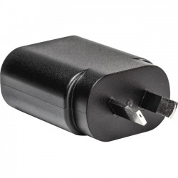 Socket Communications - AC4106-1719 - Socket Mobile 7, 700 & 800 Series - AC Power Supply USB (AU/NZ) 100-240V, 5V/1A - 120 V AC, 230 V AC Input Voltage - 5 V DC Output Voltage - 1 A Output Current