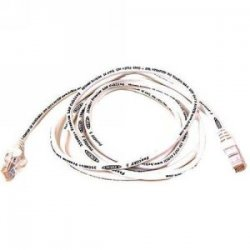 Belkin / Linksys - A3L980-15-WHT-S - Belkin 15ft CAT6 Ethernet Patch Cable Snagless, RJ45, M/M, White - Patch cable - RJ-45 (M) to RJ-45 (M) - 15 ft - UTP - CAT 6 - molded, snagless - white - B2B - for Omniview SMB 1x16, SMB 1x8, OmniView SMB CAT5 KVM