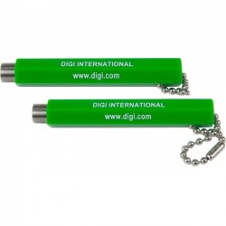 Digi International - 76000927 - Digi Keychain Magnet, 2 Pack - 2 / Pack - Green