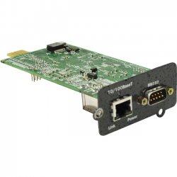 Liebert - IS-WEBCARD - Web Card Secure Web Interface