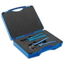 Bosch - DCNM-CBTK - Bosch DCNM-CBTK Toolkit for Connectors and Cables - Blue, Black