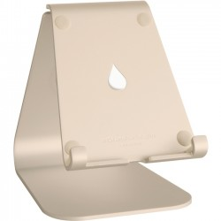 Rain Design - 10054 - Rain Design mStand Tablet Plus - Gold - 5.9 x 10 x 9.3 - Anodized Aluminum - 12 / Case - Gold