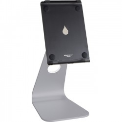 Rain Design - 10064 - Rain Design mStand Tablet Pro 12.9- Space Grey - Up to 12.9 Screen Support - 11.4 Height x 5.7 Width x 7.1 Depth - Aluminum - Space Gray