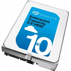 Seagate - ST10000NM0216 - Seagate ST10000NM0216 10 TB 3.5 Internal Hard Drive - SAS - 7200rpm - 256 MB Buffer - Hot Pluggable