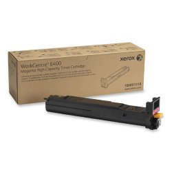 Xerox - 106R01318 - Xerox Toner Cartridge - Laser - High Yield - 16500 Pages - Magenta - 1 Each