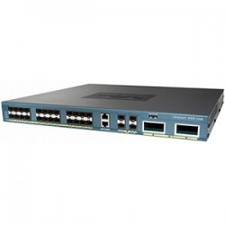 Cisco - WS-C4928-10GE - Cisco Catalyst 4928 10 Gigabit Ethernet Switch - 4 x SFP, 28 x SFP (mini-GBIC), 2 x X2 - 2 x 10GBase-T
