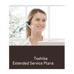 Toshiba - WSN-PRQQ1V - Toshiba Extended Service Plan - 1 Year - Service - Maintenance - Physical Service