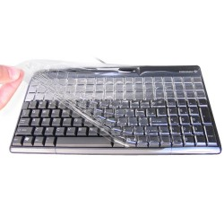 Cherry - KBCV-61401W - Cherry Plastic Keyboard Cover