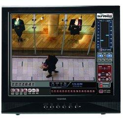 "Toshiba - P1730A - Toshiba P1730A 17"" LCD Monitor - 5:4 - 8 ms - 1280 x 1024 - 300 Nit - 500:1 - SXGA - Speakers - VGA"