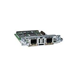 Cisco - VWIC2-1MFT-G703= - Cisco-IMSourcing 1-Port Multiflex Trunk G.703 (E1) Voice/Wan Interface Card - For Voice, Wide Area Network - 1 x E1 WAN - 262.14 kB/s E12.05 Mbit/s