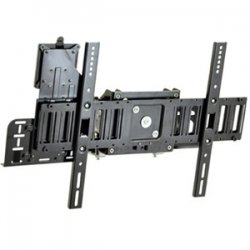 "Ergotron - 60-600-009 - Ergotron 60-600-009 Wall Mount for Flat Panel Display - 32"" Screen Support - 105 lb Load Capacity - Black"
