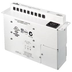 Leviton - 47605-PSA - Leviton Universal Power Supply - 120 V AC, 230 V AC Input Voltage - 12 V DC Output Voltage - Rack-mountable - 40 W